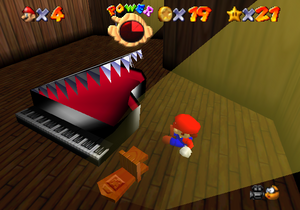 Mario Piano